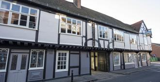 The Ostrich Inn - Slough - Edificio