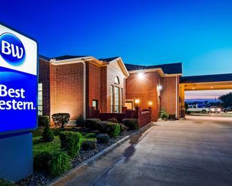 Best Western Stateline Lodge - West Siloam Springs - Building