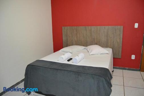 Pousada Sitio Bom Fim - Serra Negra - Bedroom