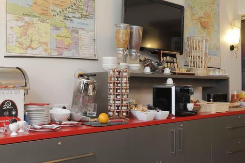 Best Western Crequi Lyon Part Dieu - Lyon - Buffet