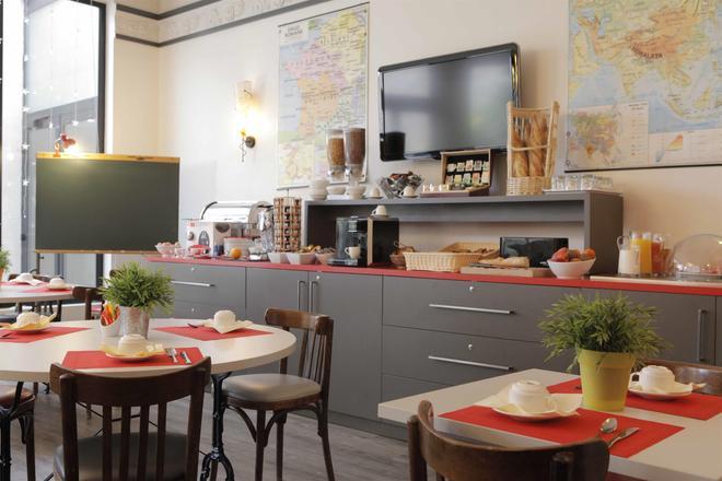 Best Western Crequi Lyon Part Dieu - Lyon - Restaurant