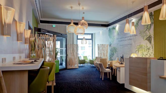 Best Western Crequi Lyon Part Dieu - Lyon - Lobby
