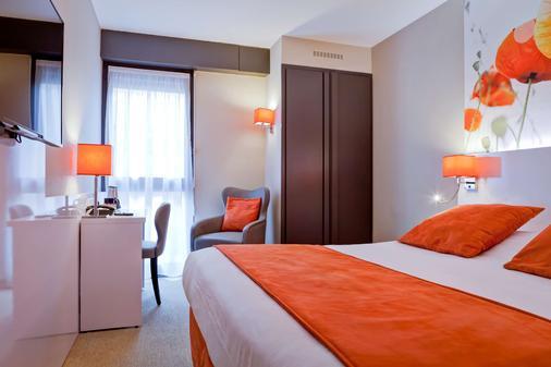 Best Western Crequi Lyon Part Dieu - Lyon - Phòng ngủ