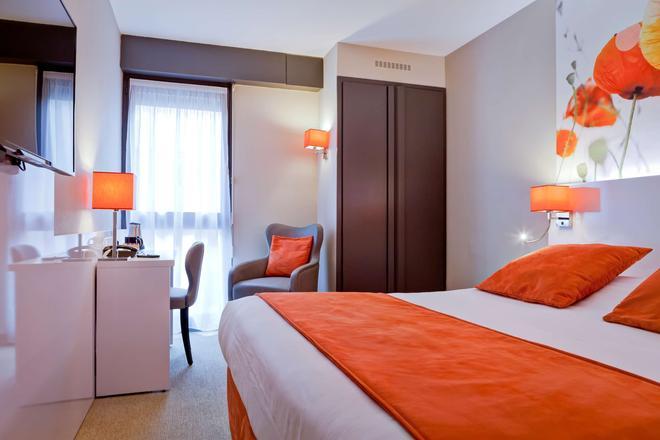 Best Western Crequi Lyon Part Dieu - Lyon - Bedroom