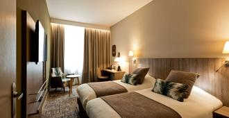 Best Western Crequi Lyon Part Dieu - Lyon - Yatak Odası