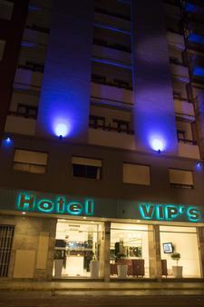 Vips Hotel - Mar del Plata - Edificio