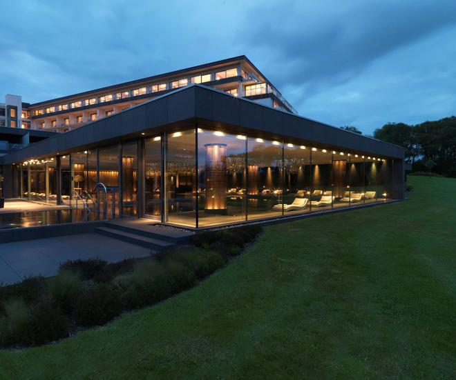 The Europe Hotel & Resort - Killarney - Rakennus