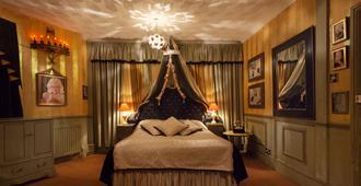 هوتل بيليروكو - برايتون - غرفة نوم