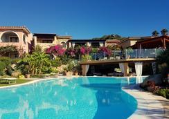 Hotel Mariposas - Villasimius - Pool