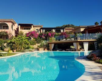 Hotel Mariposas - Villasimius - Πισίνα