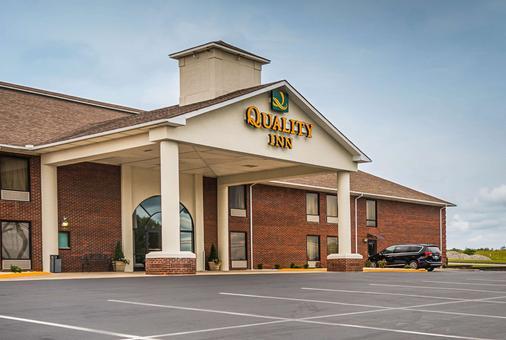 Quality Inn - Berea - Gebäude