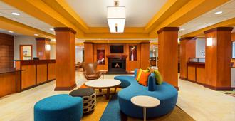 Fairfield Inn & Suites by Marriott Louisville Downtown - Louisville - Lobby