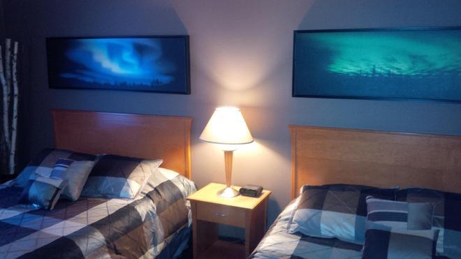 Copper River Inn & Conference Centre - Fort Frances - Bedroom