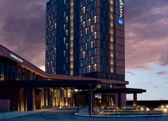 Radisson Blu Hotel Niamey - Niamey - Edificio