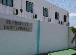 Residencial Dom Fernando - Belém - Widok na zewnątrz