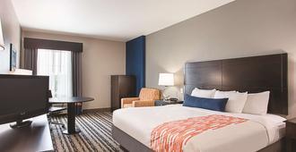La Quinta Inn & Suites by Wyndham San Antonio Northwest - סן אנטוניו - חדר שינה