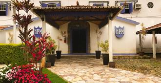 Hotel Ponta do Morro - Tiradentes - Building