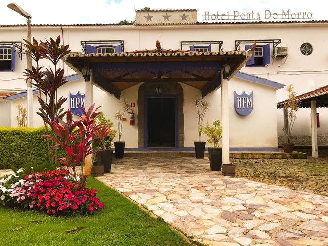 Hotel Ponta do Morro - Tiradentes - Rakennus