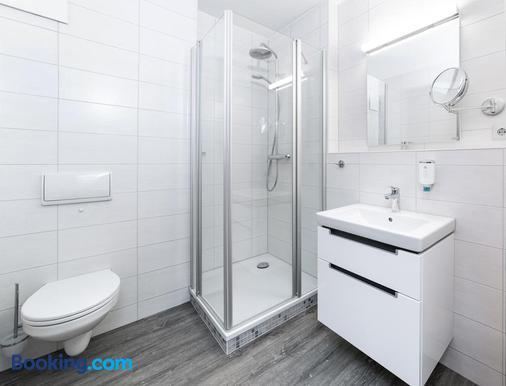 Hotel Spree-Idyll - Berlin - Bathroom