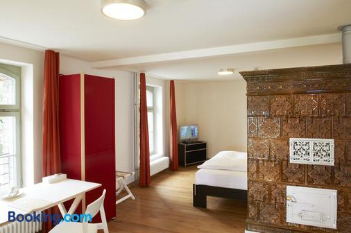 Boutique-Hotel Auberge Langenthal - Langenthal - Bedroom