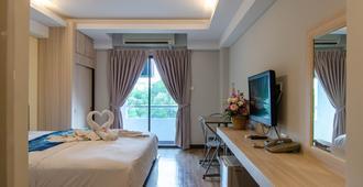 Tara Lake Hotel - בנגקוק - חדר שינה