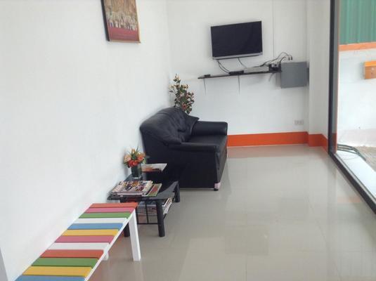 Noble Uhouse - Chiang Mai - Living room