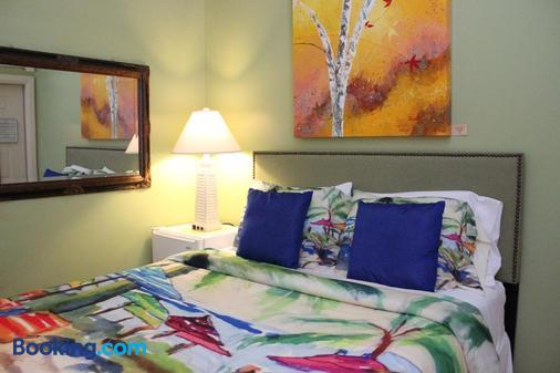 加勒比海之家旅館 - 基韋斯特 - 臥室