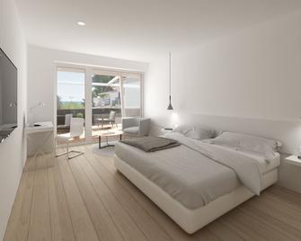 Hotel Calella de Palafrugell - Palafrugell - Bedroom