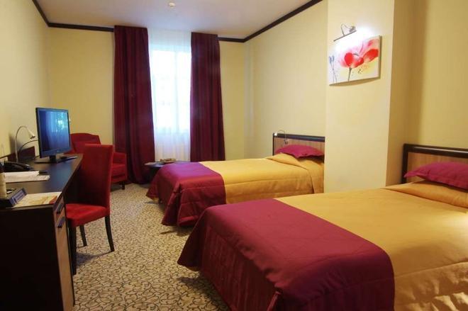 Park-Hotel Golosievo - Kyiv - Camera da letto