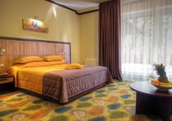 Park-Hotel Golosievo - Kiova - Makuuhuone