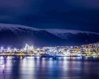 Radisson Blu Hotel, Tromso - Tromsø - Vista externa