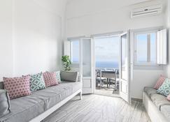 Phaos Santorini Suites - Imerovigli - Sala de estar