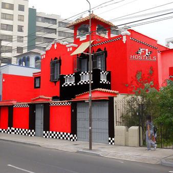 F1 Hostels Peru - Lima - Edificio