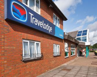 Travelodge Cardiff M4 - Pontyclun - Building