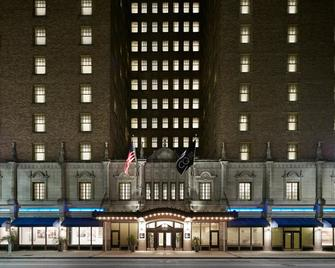 Club Quarters Hotel in Houston - Houston - Edificio