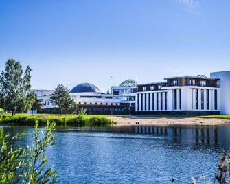 Vytautas Mineral Spa - Birštonas - Building