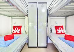 江城旅舍 - 新加坡 - 臥室