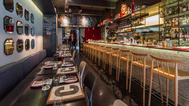 River City Inn - Σιγκαπούρη - Bar
