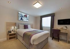 OYO Townhouse 30 Sussex - London - Bedroom