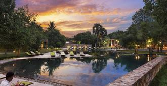 Templation Hotel - Siem Reap - Pool