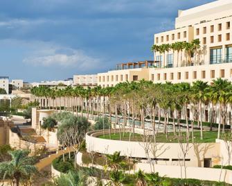 Kempinski Hotel Ishtar Dead Sea - Sweimeh - Außenansicht