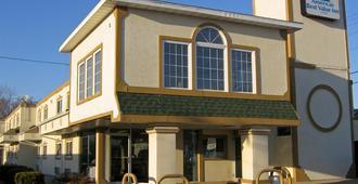 Americas Best Value Inn Macomb - Macomb - Edificio