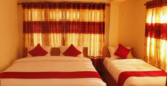 Mountain Backpackers Hostel - Kathmandu - Phòng ngủ