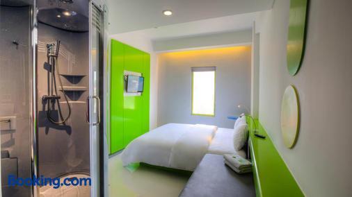 Pop! Hotel Denpasar - Denpasar - Bedroom