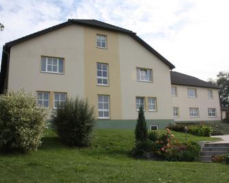 Hotel & Restaurant Bergfried - Saalfeld - Building