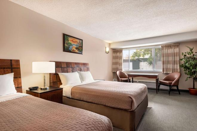 Travelodge by Wyndham, Swift Current - Swift Current - Bedroom