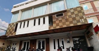Magnolia Hotel - Giacarta - Edificio