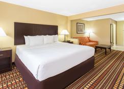 Days Inn & Suites by Wyndham Davenport East - Davenport - Bedroom