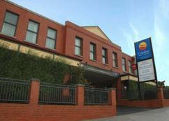 Comfort Inn & Suites City Views - Ballarat - Rakennus