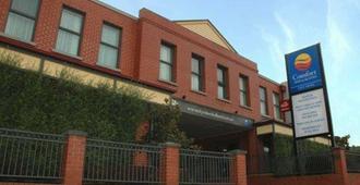 Comfort Inn & Suites City Views - Ballarat - Toà nhà